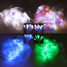 Fairy 120/144 LED Net Web Light Garden Wedding Party Christmas Xmas Tree Curtain