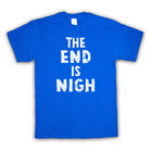 THE END IS NIGH 2012 DOOMSDAY APOCALYPSE SLOGAN KIDS T SHIRT ALL COLS & SIZES