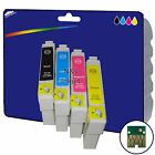 4 Inks - non-original Printer Ink Cartridges for Epson E0711-E0714 Range