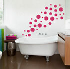 Bubbles Vinyl Wall Art Stickers, Car Decals WA8