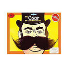 MASSIVE - False Moustache  - 3 colours available - great for Victorian