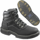"""Wolverine Work Boots Multishox Waterproof 6"""" Safety Composite Toe W02253 Black"""