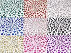 325 2,3,4& 5mm Self Adhesive DIAMANTE Stick on Rhinestone Gems Sticky Gem Pearls
