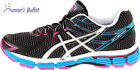 Asics GT-2000 Women's Running Shoes Black/Blue