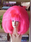WOW EMPRESSBIANCA'S NEW YEAR  DRAQ QUEEN WIG BIG LONGER A-LNE STYLE WIG