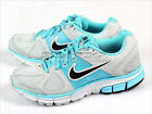 Nike Wmns Air Pegasus+ 28 Platinum/Black-Blue-White Running Cushion 443802-005