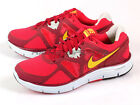 Nike Wmns LunarGlide+ 3 Scarlet Fire/Voltage-Red-Yellow Running Light 454315-603