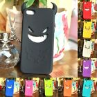 Soft Silicon Devil Phone Case Cover - For Apple iPhone 5 iPhone5 5th