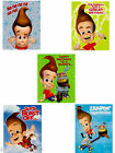 JIMMY NEUTRON BIRTHDAY GREETING gift CARD SELECTION ~ Party Supplies