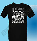 Nephew The World's Greatest T-Shirt Personalised Add Your Name Gift Present idea