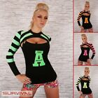 NEW SEXY SIZE 8 10 12 WOMENS JUMPER SWEATER CLUB PARTY CASUAL LONG SLEEVE TOP