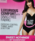 ~Maidenform Sweet Nothings Pushup Bra Bodybriefer 82756 bodysuit Shaper 36D 36C~