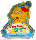 Sesame Street Vintage BIG BIRD WILTON CAKE PAN Birthday Party Supplies 2105 3654