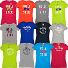 Hollister Tshirts Womens Bettys Random Mixed Lot of 5 Surfing Co Graphic P010
