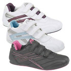 NEW PDQ RAVEN WOMENS SPORTS CASUAL VELCRO SHOES FASHION TRAINER MULTI COLOURS
