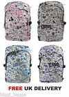GRAFFITI Pattern Cloth Backpack Rucksack Bag School College Cool Emo Goth Bag