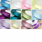 Stunning Satin Ribbon 10mm wide TWO Metres for 99p!!!! Lots of colours!!