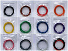 2m 24/0.2mm Equipment Wire 18-19 AWG* - 0.75mm2 - 1000v 4.5A @ 70c  - 11 Colours