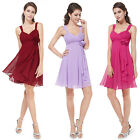 Chiffon Short Mini Ladies Wedding Prom Bridesmaid Party Cocktail Dresses 03266