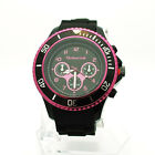 Pop Color Sporty Men's Rugged Designer Silicon Band Watch