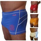 Fila Mens Swimming Trunks/Shorts,Blue, Red, Orange, White,XS,S,M,L,XL,XXL U89948