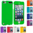 For iPod Touch 5th Generation 5G 5 Color Hard Snap-On Rubberized Covered Case