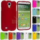 For Samsung Galaxy S4 S IV i9500 Phone Color Hard Snap-On Rubberized Case Cover