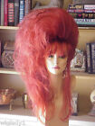 WOW 2013 new  wigs EMPRESS UPDO BEAUTIFUL LOOK RED HENNA SHOWN