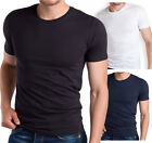 3er Pack Herren Slim Fit T-Shirt celodoro Exclusive S M L XL XXL Muskel Bodyfit