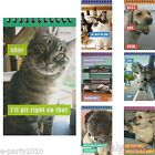 Cat Dog funny CHEEZBURGER PET NOTEBOOKS ~ party favors SUPPLIES School I Can Haz