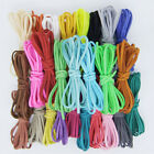 3m 10ft 120 inch Soft Velvet Korea Frosting Cord Thread For Knitted Bracelet T3