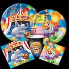 Circus Carnival Big Top Party Supplies and Favors - YOU PICK
