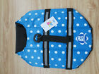 Pet Dog SAFETY VESTS Coat Flotation Life Jacket Aid Buoyancy Swimming Water dfp
