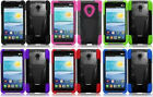 LG Lucid 2 VS870 / LG Optimus F5 AS870 Phone Case Tstand + SCREEN PROTECTOR