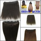 """USA STOCK! 20"""" 100g one piece 5 clips 100% remy human hair 3-5 days delivery!"""