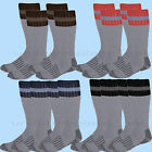 Men's Wolverine Socks 2 Pairs Hunter Wool Over Calf Boot Crew Sock Large 10-13