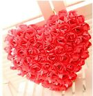 creative rose pillow love couples heart cushion wedding valentine's day gift 1pc