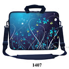 "Notebook Computer Laptop Messenger Bag Shoulder Strap Fit  Asus Dell 17"" 17.3"""