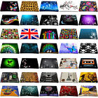Neoprene Soft Mouse Pad Laptop Computer PC Optical MousePad Hundreds Design II