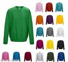 "Awdi Sweatshirt Jumper 36 Colours 34"" - 56"" Chest - Every Colour you need! JH030"