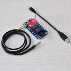 2 Channel USB/Wireless Relay Module Kit(with DS18B20)TOSR02-T(Wifi or Bluetooth)