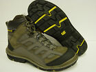 "NEW Mens CATERPILLAR CAT Actuator ST 6"" P90105 Worn Brown Steel Toe Boots Shoes"