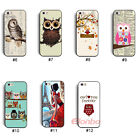 New Colorful Hybrid Hard Shell  Back Case Cover Skin For iPhone 5 5G 5S
