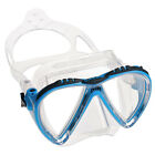Cressi Lince Snorkeling or Scuba Diving Silicone Mask