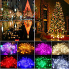 Waterproof 10M 100 LED Christmas Tree Fairy String Party Wedding Decor Light