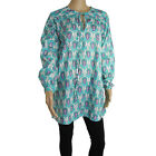 Antik Batik Womens 'Marie' Long Tunic Shirt/Dress