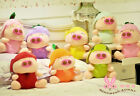 Plush toy stuffed doll Fruit McDull pig birthday Christmas Valentine gift 1pc