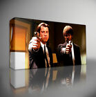 PULP FICTION - PREMIUM LARGE GICLEE CANVAS ART