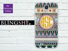Personalized Monogram Aztec Samsung Galaxy note 3 case for S3 S4 S5 N2 N3 mn03ac