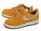 Nike Lunar Force 1 Reflect 2013 Low Classic Gold Suede/Reflect Silver 616774-700